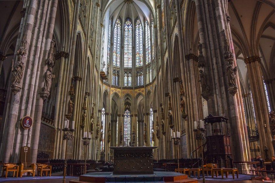 Altar im Kölner Dom
