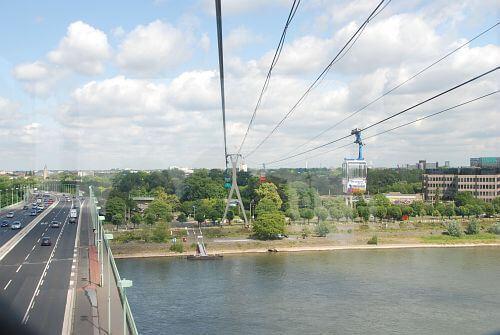 Rhein Seilbahn